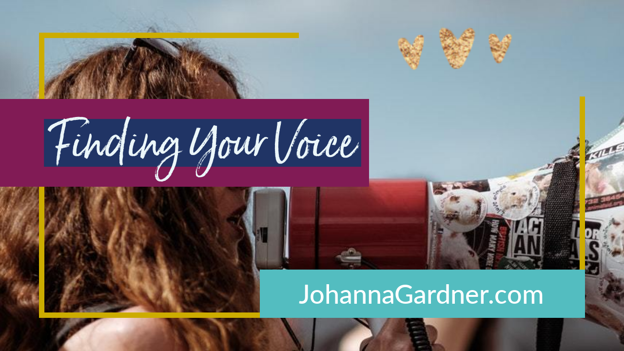 Finding Your Unique Voice